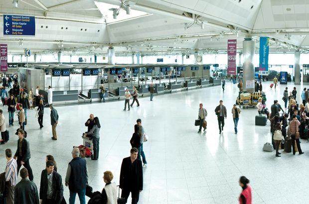 New York'un nüfusundan fazla yolcu ağırladı