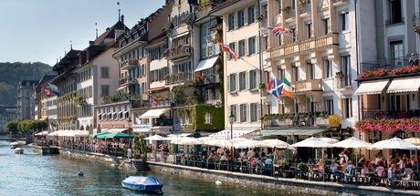 Heidi'nin izinde İsviçre'nin güzel kentini Luzern'i keşfediyoruz!