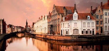 Kuzey'in Venedik'i: Brugge!