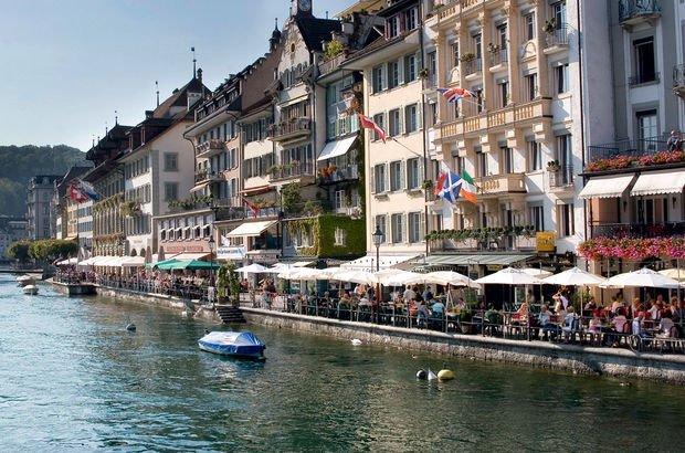 Heidi'nin izinde İsviçre'nin güzel kentini keşfediyoruz!