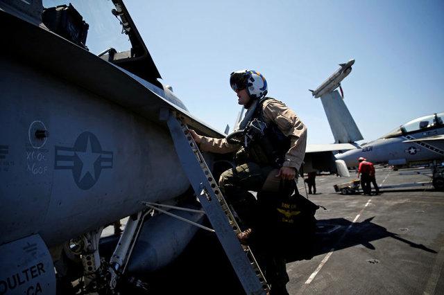 ABD ve Rusya'nın Suriye'deki askeri güçleri