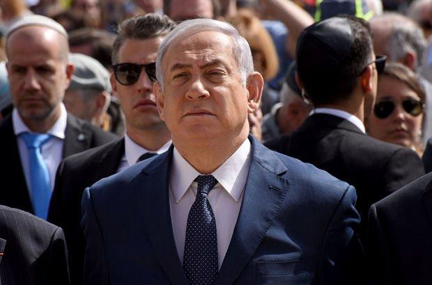 Netanyahu'dan Dublin Belediye Başkanı'na tepki: Kendinden utanmalı!