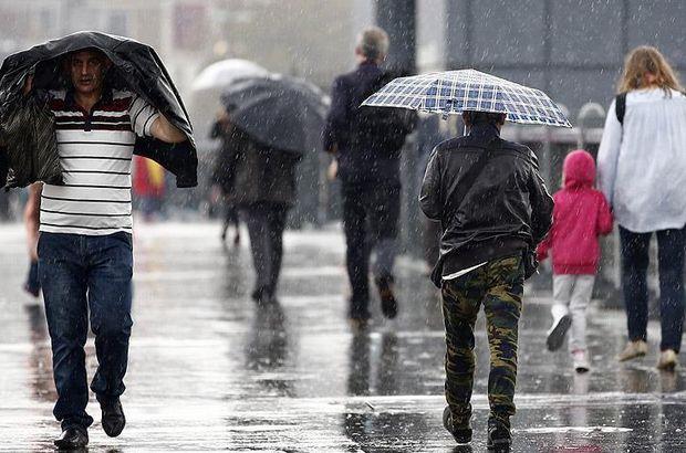 Meteoroloji'den son dakika hava durumu uyarısı: 11 şehir için yağış uyarısı yapıldı!