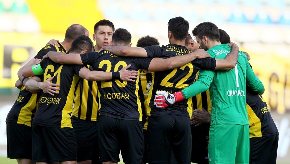İstanbulspor, Gaziantepspor'u farklı yendi