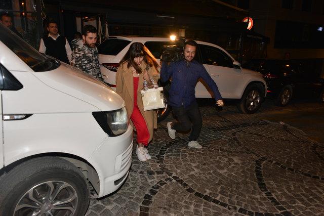 Lidya Özdemiroğlu, Levent Yüksel'le olan ayrılığından sonra yeni sevgilisiyle görüntülendi - Magazin haberleri