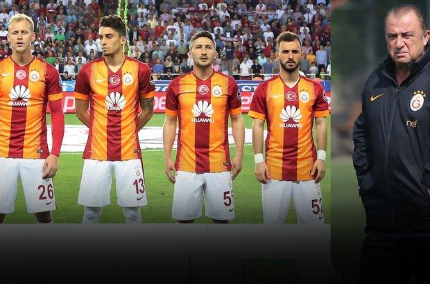 Galatasaray'da büyük sürpriz! Sabri, Emre, Semih...