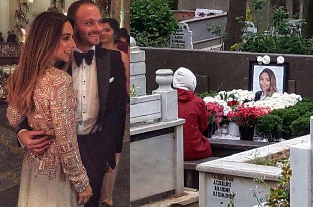 En acı ziyaret! Nişanlısı ellerinde çiçeklerle geldi...