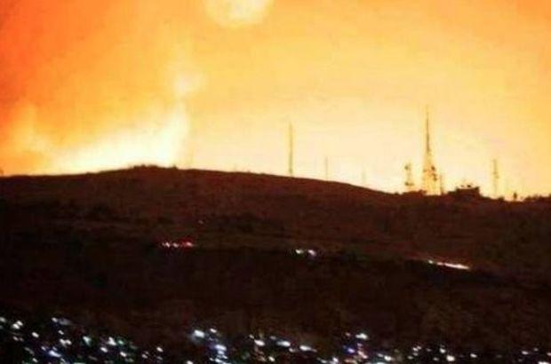 Ve Operasyon Gerçekleşti: ABD, İngiltere ve Fransa Suriyeyi Vurdu 99