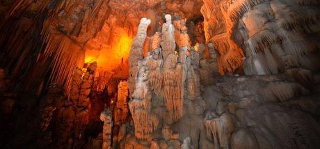 Buzul dönemine Gilindire Mağarası ile yolculuk