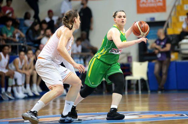 Çukurova Basketbol - İstanbul Üniversitesi