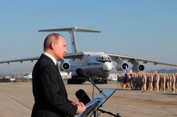 Putin: Tarih şimdiden ABD'ye kanlı olayların sorumluluğunu yükledi!