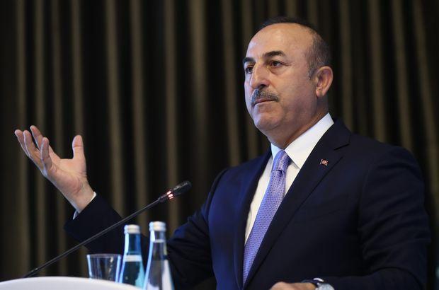 Çavuşoğlu: Çoktan müdahale edilmeliydi, Esad görevde kalmamalı