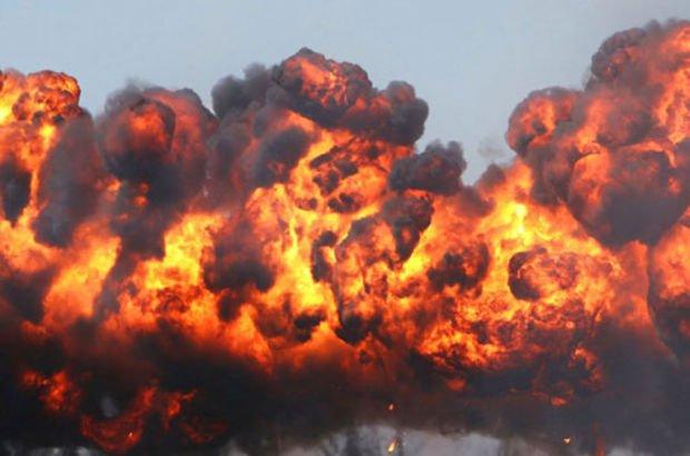 Halep'te şiddetli patlama!