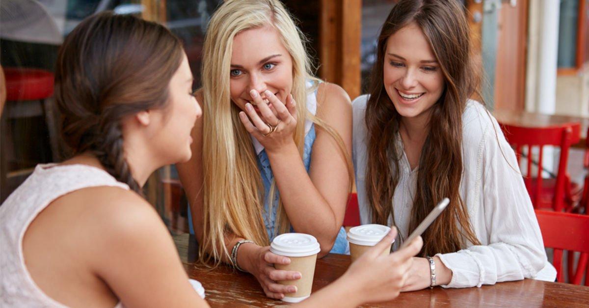 Image result for kız-kıza konuşma