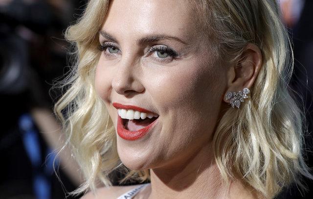 Charlize Theron: Kariyerimi güzel olmak üzerine kurmadım - Magazin haberleri