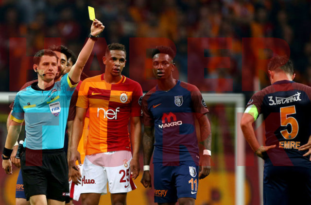 Emre Belözoğlu'ndan Galatasaray Başakşehir maçında çok konuşulacak hareket!
