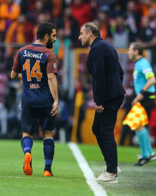 Erman Toroğlu'ndan Arda Turan için sert sözler (Galatasaray Başakşehir maçı sonrasında...)