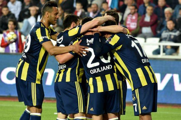 Sivasspor-Fenerbahçe