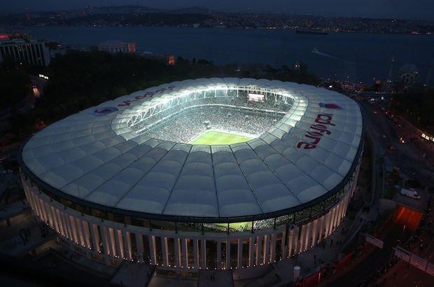 Vodafone Park Galatasaray Beşiktaş  İsmet Paşa Dolmabahçe Stadının tarihi
