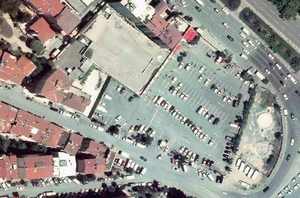 Vatan Caddesi Lunapark Gazinosu İstanbul  İBB kayıp Simkeş Mescidi İstanbul