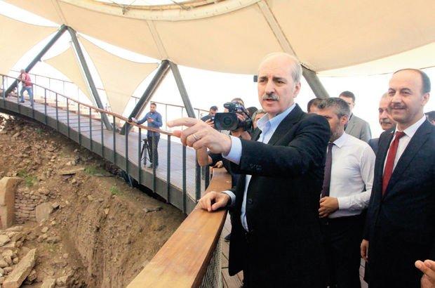 Kültür ve Turizm Bakanı Numan Kurtulmuş Suriye saldırısı Turizm