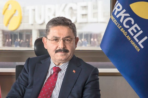 Turkcell Yönetim Kurulu Başkanı Ahmet Akça Turkcell Vakfı