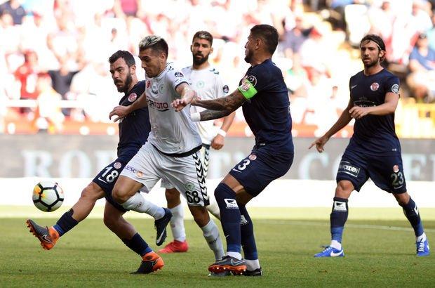 Antalyaspor Atiker Konyaspor
