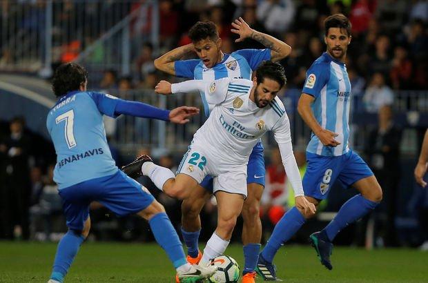 Malaga - Real Madrid