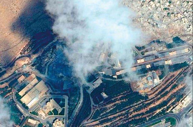ABD İngiltere  Fransa Suriye saldırıları kimyasal silah kullanımı Esad
