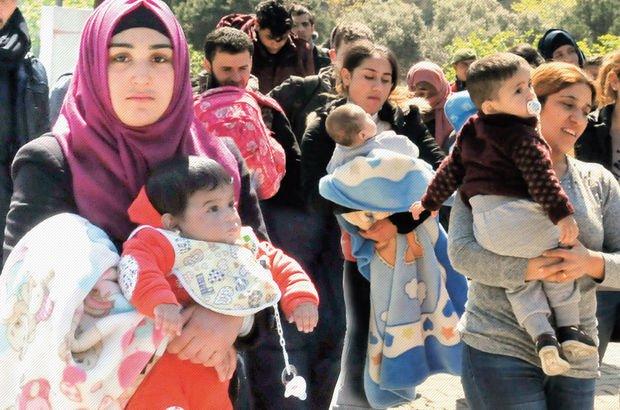 Suriyeli göçmenler Fulya Şibli