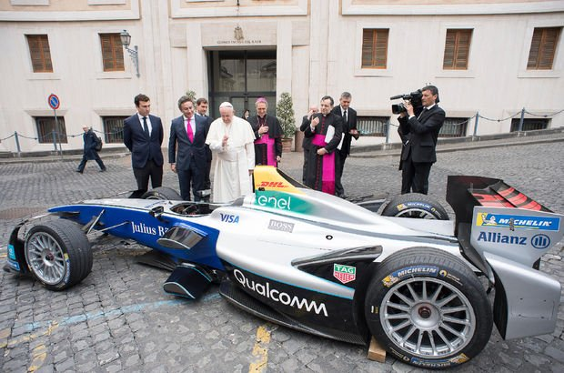 Formula E Papa