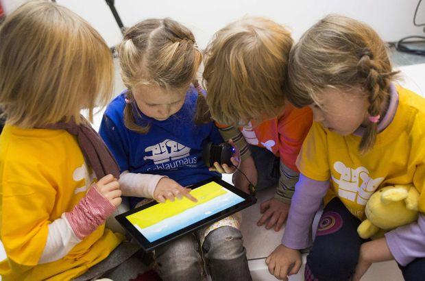 Ebeveynler dikkat: Binlerce uygulama çocukları takip ediyor!