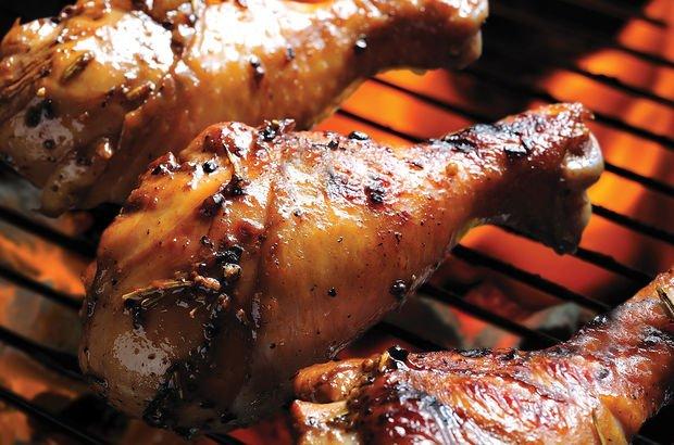 Mangalda tavuk