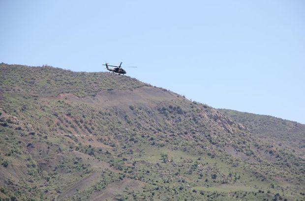 Şırnak'ın Bestler - Dereler bölgesinde operasyon başlatıldı