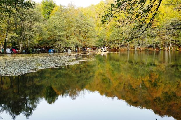 Sonbahardagöl renkleri: Abant Gölü, Yedigöller, Göynük!