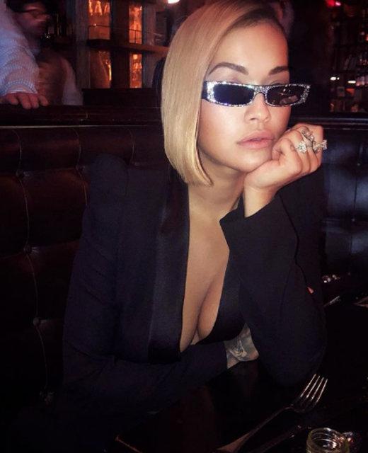 Festival kızı Rita Ora! - Magazin haberleri