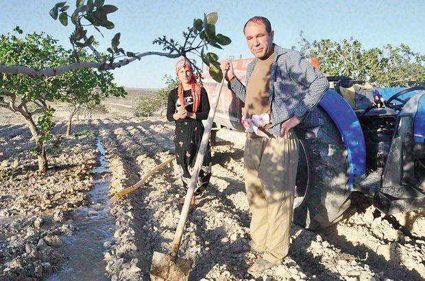 Çiftçi Abdullah Aslan Şanlıurfa