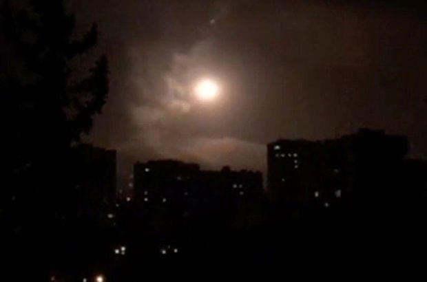 Suriye hava savunma sistemi Humus füze