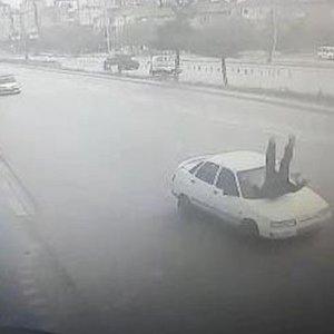 VALİ'YE SELAM VEREN POLİS HAYATININ ŞOKUNU YAŞADI!