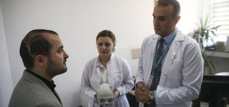Kafatası parçalanan Muhammed Ali Köse'ye 'üç boyutlu' tedavi