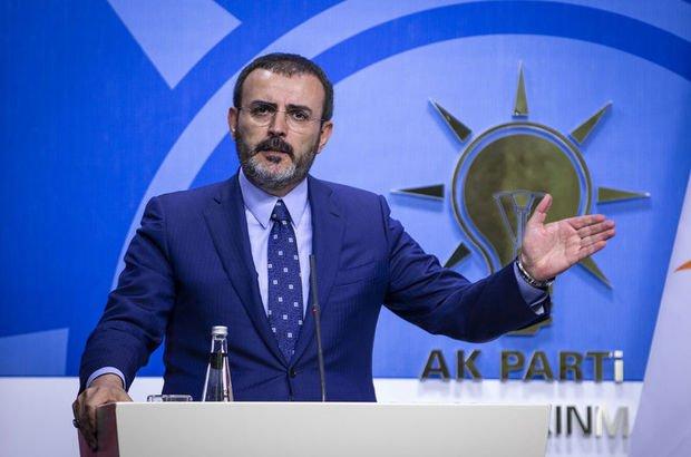 AK Parti'li Ünal'dan Kılıçdaroğlu'na yanıt!