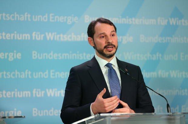 Bakan Albayrak, Berlin'de önemli açıklamalarda bulundu