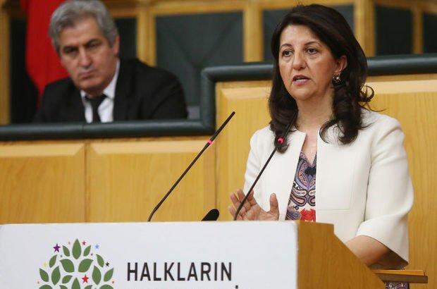 HDP Eş Genel Başkanı Buldan: Biz seçime de varız