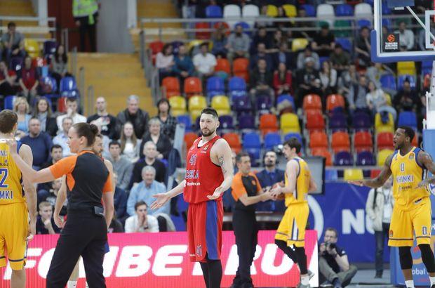 CSKA Moskova: 98 - Khimki: 95
