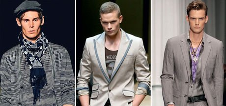 Erkekler için moda kuralları!
