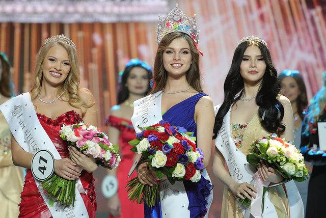 Miss Rusya birincisi Yulia Polyachihina'nın Instagram paylaşımları