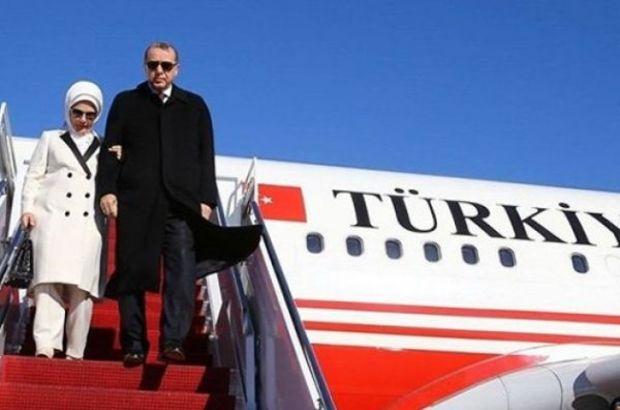 Cumhurbaşkanı Erdoğan Özbekistan ve Güney Kore'yi ziyaret edecek