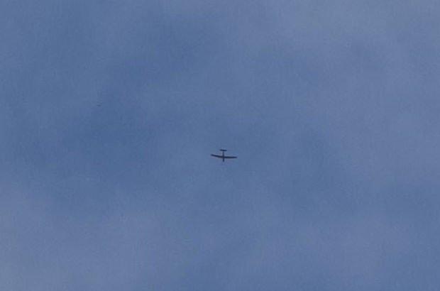 Hükümet güçlerini hedef alan bomba yüklü insansız hava aracı ele geçirildi