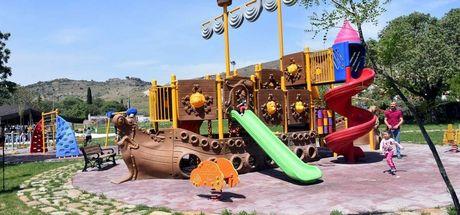 Çocuk oyun alanlarında baz istasyonu yasağı!