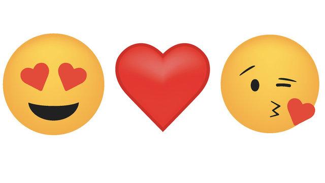 Hangi aşk emojisi ne anlama geliyor? İşte emojilerin anlamları
